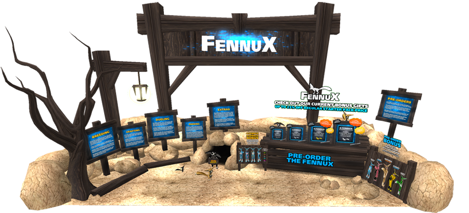 Fennux Display